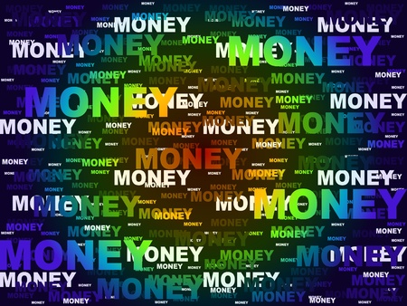 money background Stock Vector - 10288521