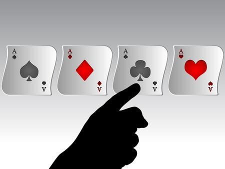 hold em: poker aces banner