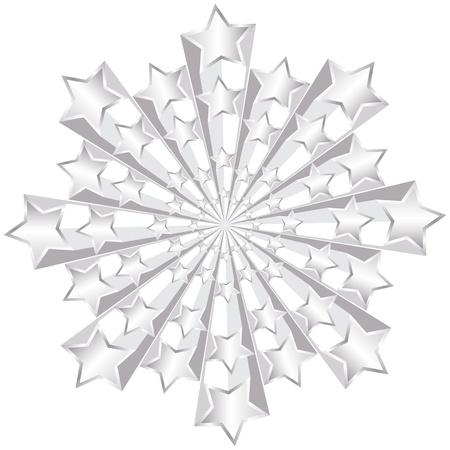 deflated: silver stars