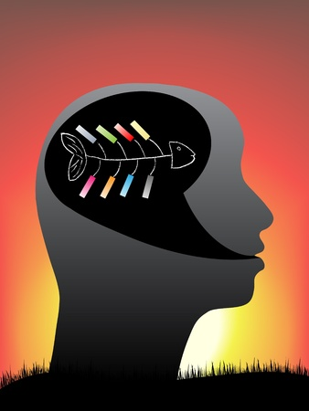 human mind: mente humana bajo el sol