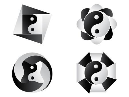 good karma: yin and yang