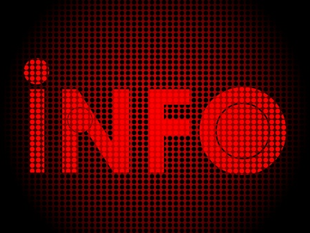 informer: information background