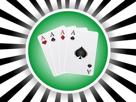 casino banner Stock Vector - 10451014
