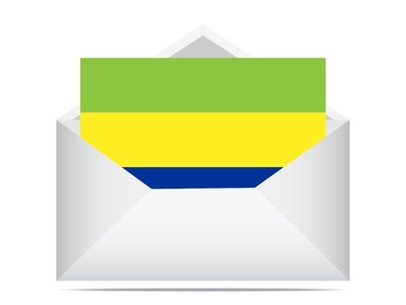 gabon: letter of gabon