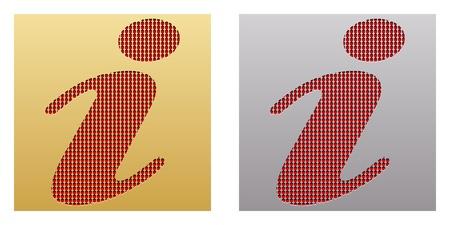 informer: information buttons