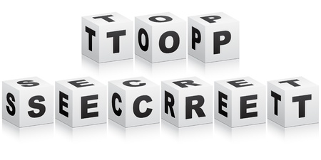 secret word: top secret word