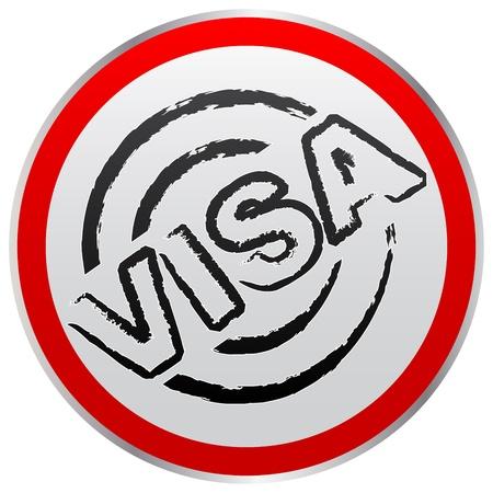 emigration and immigration: visa stamps