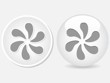 ventilator: Fan button