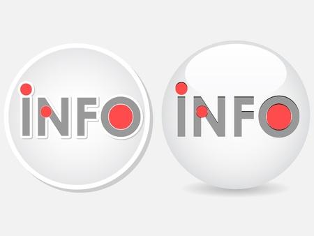 informer: information button
