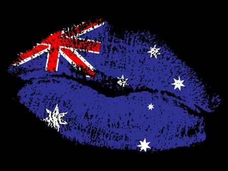 beso australiano Foto de archivo - 10471691