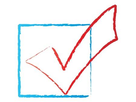 check icon Stock Vector - 10466938