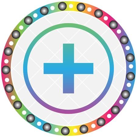 addendum: plus button  Illustration