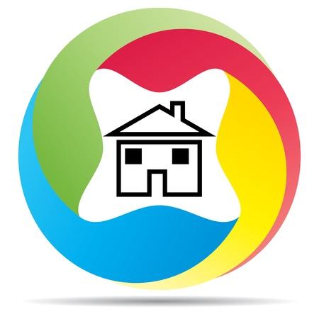 home button Stock Vector - 10466203