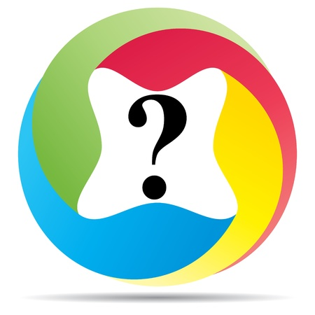 whose: question button
