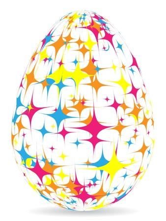 easter egg Stock Vector - 10471496