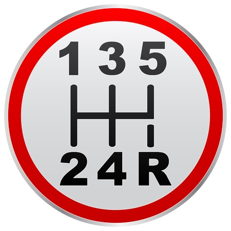 reverse:  lever speed