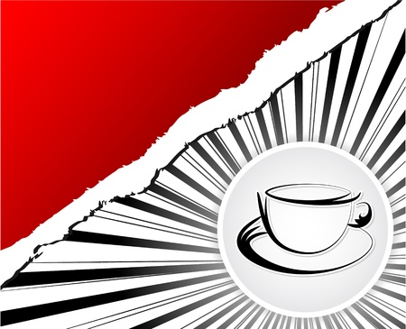 coffee cup Stock Vector - 10466483