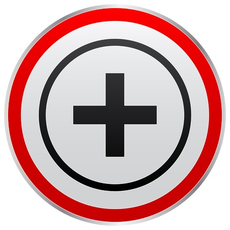 addendum: plus  button