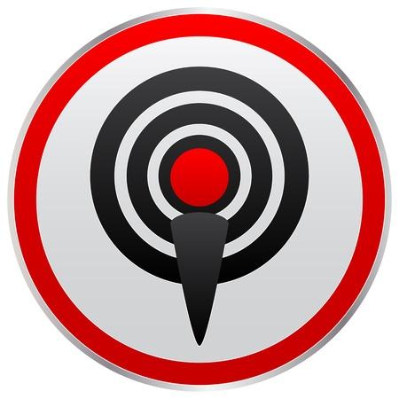 informer: podcast icon Illustration