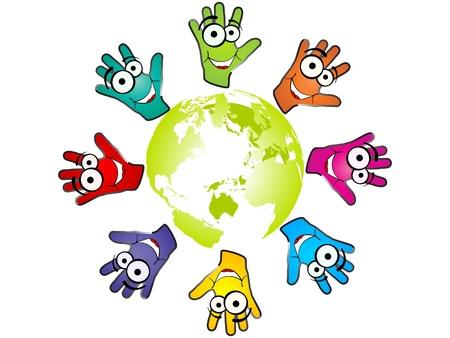 work worker workforce world: world domination
