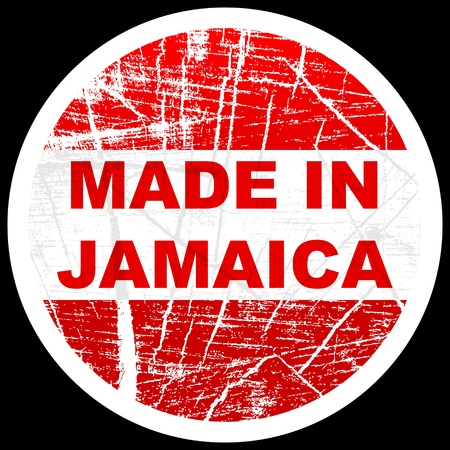 made in jamaica Vector
