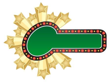 casino banner Stock Vector - 10496765
