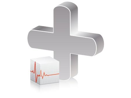 medical box: help cross