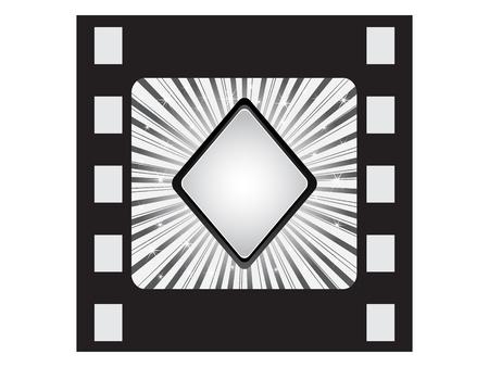 poker icon-rhombus Stock Vector - 10496724