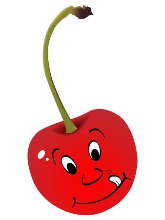 red apple vector illustration   Vector