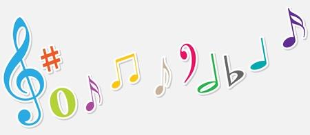 quavers: music elements