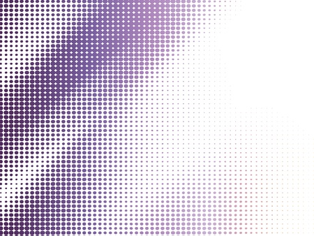 doted: abstract background halftone pattern vector illustration