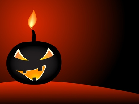 halloween background vector illustration   Vector
