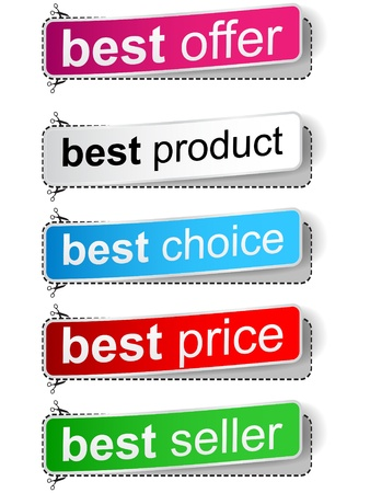 best price: best sale banners