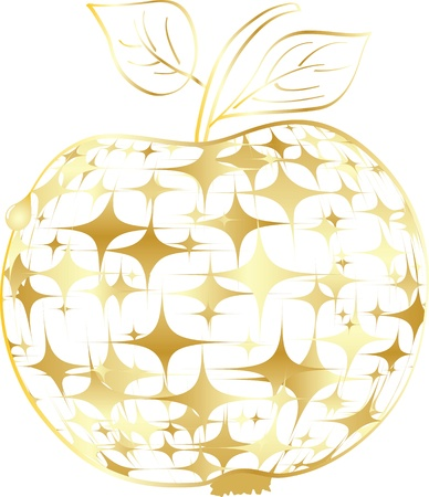 golden apple: golden apple