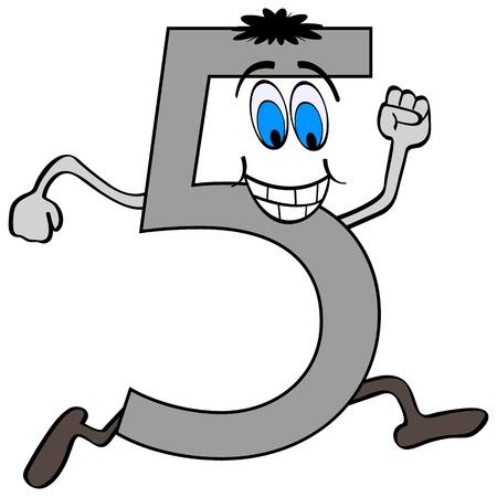 five element: number five