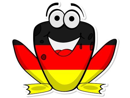 german forg Vector