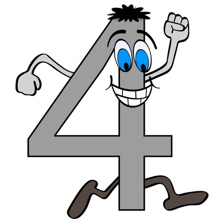 number four: number four