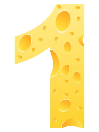 parmesan cheese: number 1