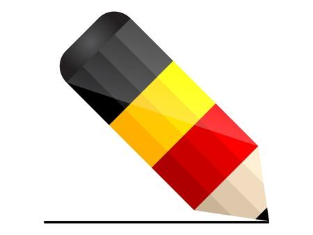 poet: belgian pencil