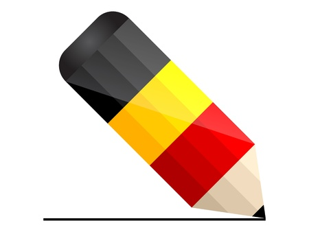 belgium: belgian pencil