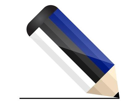 estonian: estonian pencil
