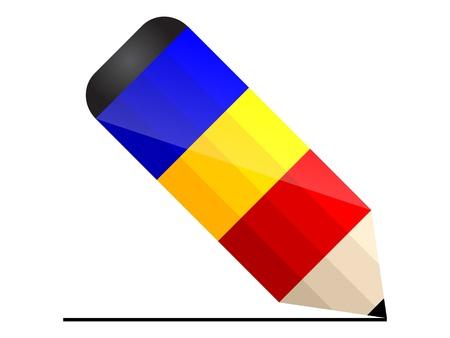 poet: romanian pencil
