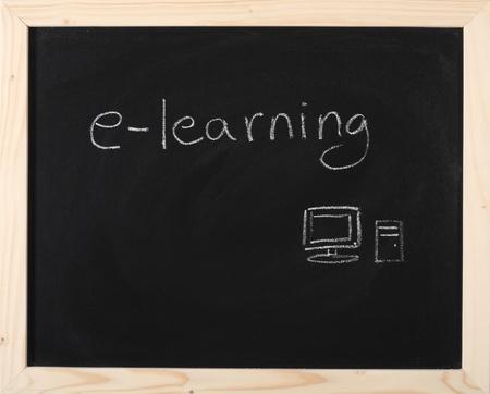 e-learning Stock Photo - 10962001