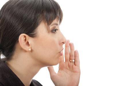 bruit: business woman
