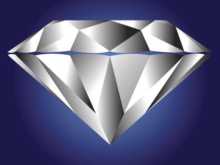 Diamond Stock Vector - 11527077