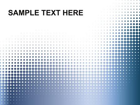 dots background  Illustration