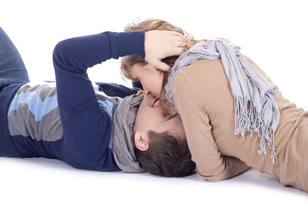 sexuality: encantadora pareja