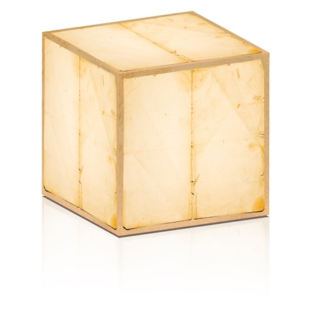 old box Stock Photo - 13707128