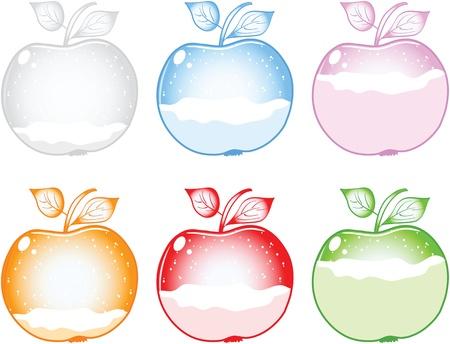 energy ranking: apple chart Illustration