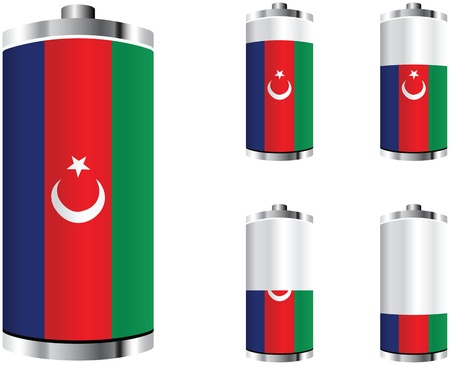 cell charger: Azerbaijan battery